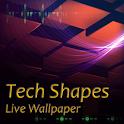 TechShapes Live Wallpaper icon