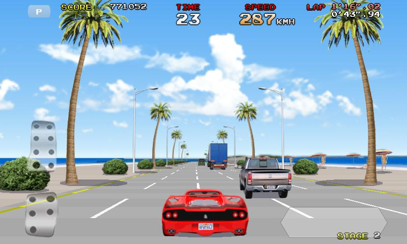 Final Freeway (Ad Edition)- screenshot