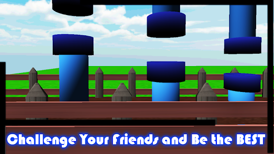 Flappy Tap 3D- screenshot thumbnail