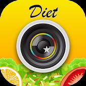 ダイエット・カメラ:無料で食事写真、体重記録!健康管理アプリ