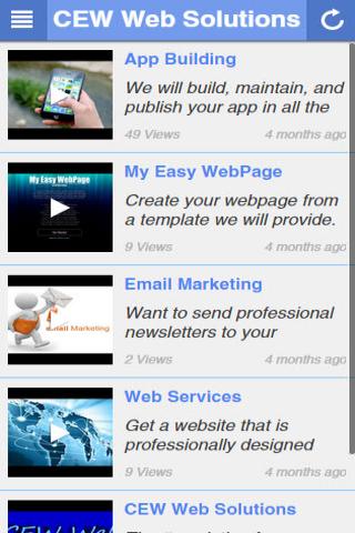CEW Web Solutions