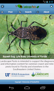 Landscape Pests- screenshot thumbnail