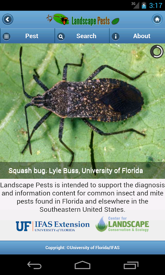Landscape Pests- screenshot