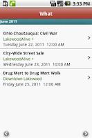 Screenshot of Experience Lakewood