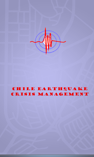 Chile Earthquake Management