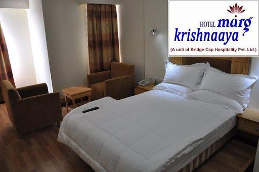 Hotel Marg Krishnaaya AC Rooms