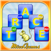 Trace Word, the Ruzzle variant