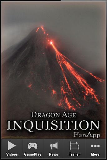 Dragon Age Inquisition FanApp