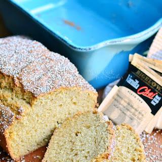 Vanilla Chai Tea Sweet Bread and Meeting The Bigelow Family