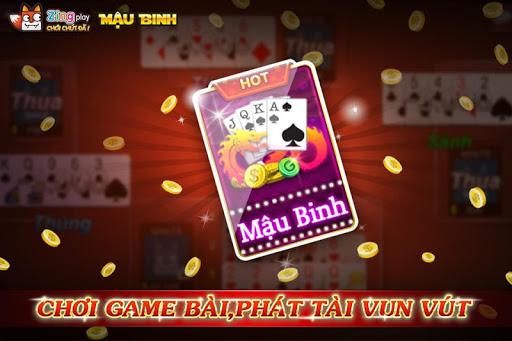 Poker VN - Mu1eadu Binh u2013 Binh Xu1eadp Xu00e1m - ZingPlay 3.9 screenshots 9