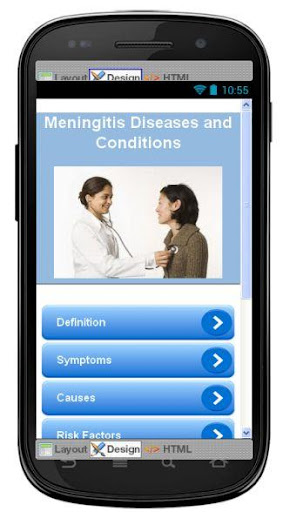 Meningitis Disease Symptoms