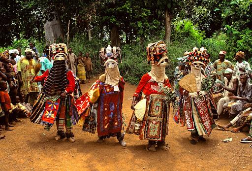 African Ceremonies: PASSAGES — Google Arts & Culture