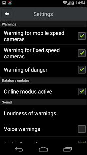 CamSam - Speed Camera Alerts Screenshot