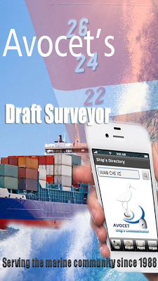 Ship Surveyor - Draft Survey - screenshot