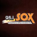 96.1 SOX icon