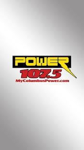 Power 107.5 - Columbus - screenshot thumbnail