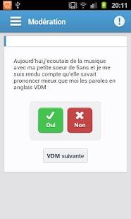 VDM Officiel - screenshot thumbnail