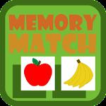 Preschool Fruit Match Free