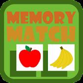 Preschool Memory Match Free