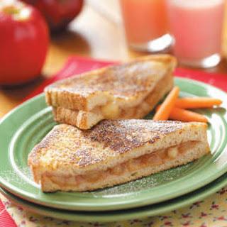 Apple Pie Sandwiches.