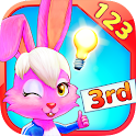 Wonder Bunny Math: 3rd Grade icon