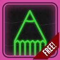 Neon Draw Free icon
