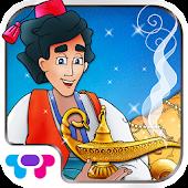 Aladdin & The Magic Lamp Book
