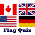 Flaggen-Quiz Logo icon