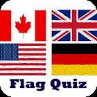 Flags Quiz Logo icon