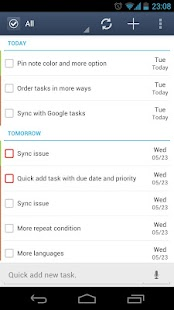GTasks: To-Do List & Task List - screenshot thumbnail