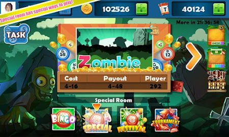 Bingo Fever - World Trip 1.04 screenshot 228048