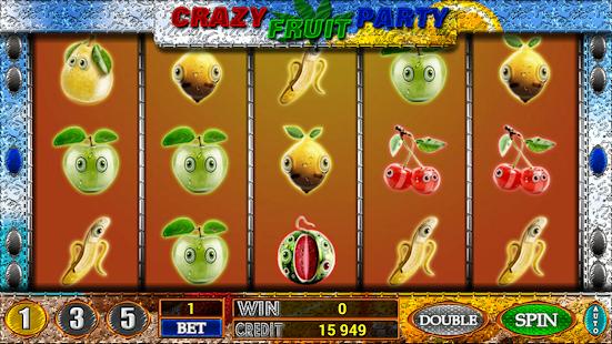 Играть в игровой автомат crazy frut