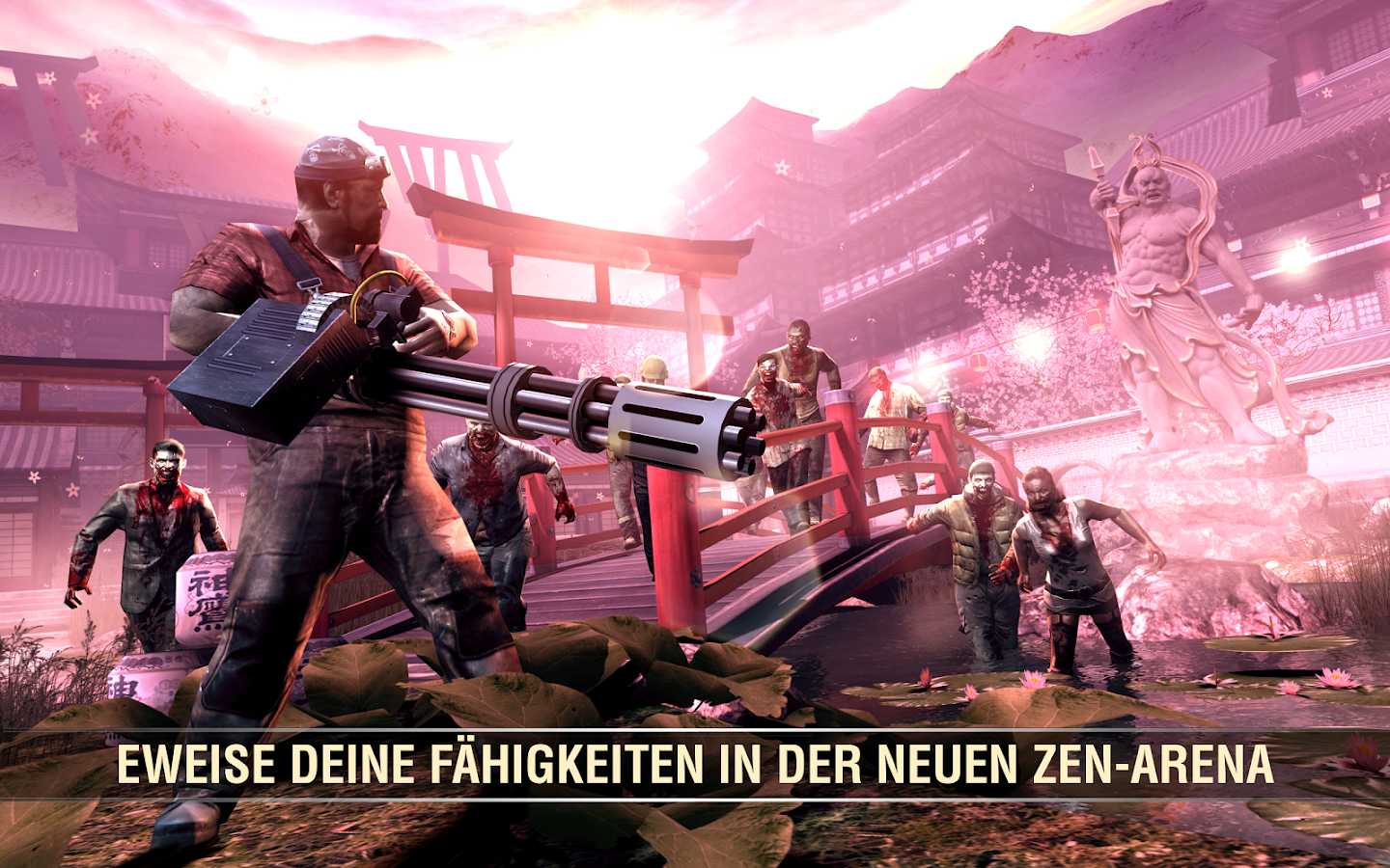 Dead Trigger 2: First Person Zombie Shooter Game – Screenshot