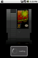 Screenshot of VGCollect Mobile