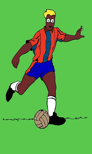 Stickman Boom Paint Soccer