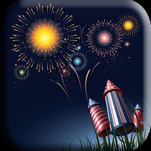 Firework Touch Live Wallpaper 休閒 App LOGO-APP試玩