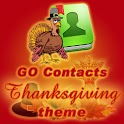 GO Contacts EX Thanksgiving th logo