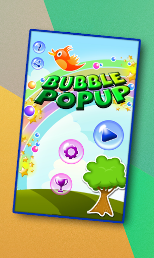 Bubble Popup