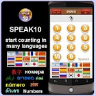 SPEAK 10 icon