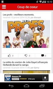 Humour, Gag, Espace Détente - screenshot thumbnail