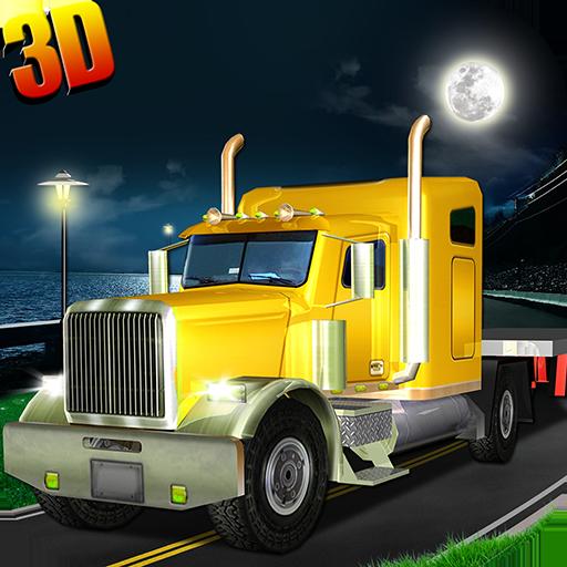 Heavy Truck Driver Simulator3D 模擬 LOGO-玩APPs