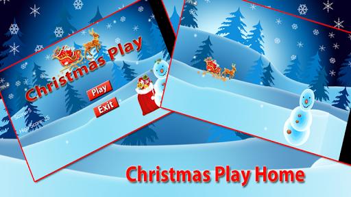 Christmas Game Play 2015