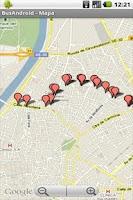 Screenshot of Sevilla BusAndroid