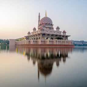 Putra Mosque by PS FOONG - Buildings & Architecture Places of Worship (  )