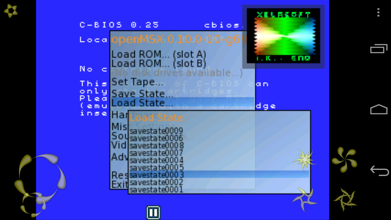 openMSX- screenshot