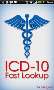ICD-10 Fast Lookup