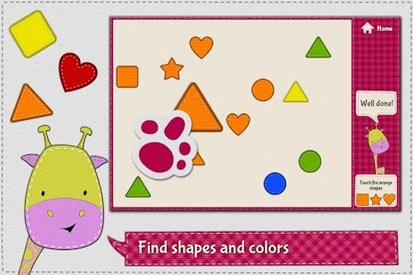 Patchimals - Shapes and Colors- screenshot thumbnail