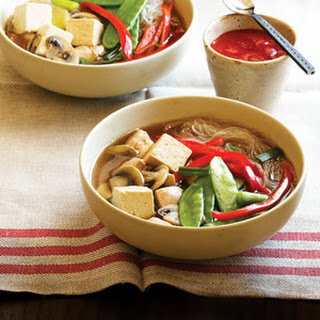 Japanese-style One-pot Supper.