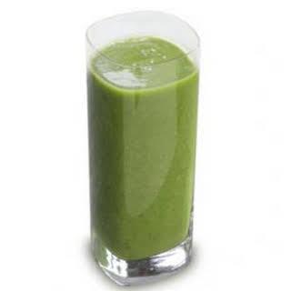 Good Green Tea Smoothie.