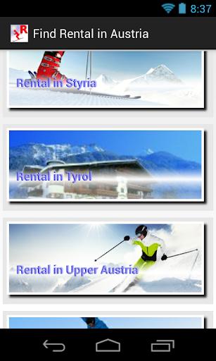 【免費旅遊App】Rent Ski Alps: Good Weather!-APP點子